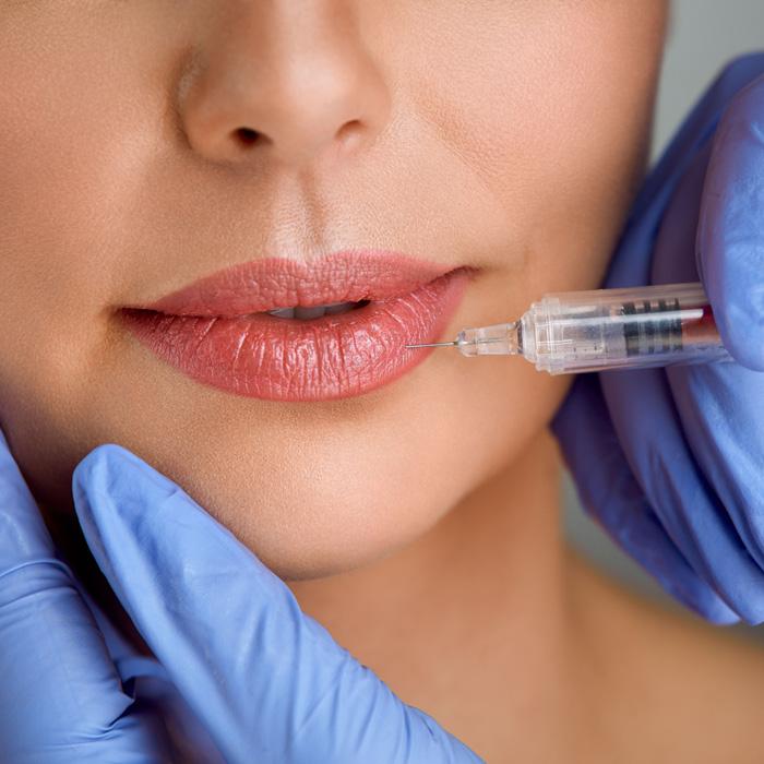 تزریق ژل فیلر برای ترمیم هارمونی و حجم و جوانی